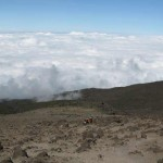Kili – Day 5 – to Barafu Hut (4600m)