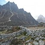EBC – Gorak Shep to Pangboche (3847m)