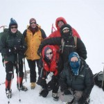 Mt Elbrus – Summit day report
