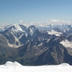 Mt Elbrus – Day 5 – Camp 1 (3800m)