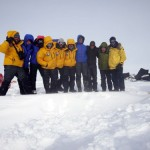 South Pole – Day 16