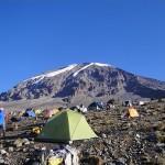 Kili – Day 4 – Karanga camp