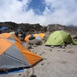 Kili – Barafu camp