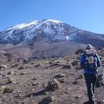 Kili – Day 5 – to Barafu hut (4600m)