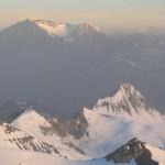 Ac – the summit – 6962m