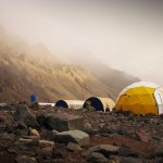 Ac – departing Base Camp
