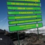 Kilimanjaro – Uhuru Peak (5895m)