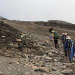 Kilimanjaro – to Barafu