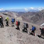 Mt Aconcagua – day 10