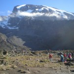 Mt Kilimanjaro – Day 3 and 4