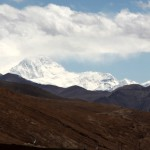 ABC – on the way to Rongbuk (5000m)