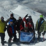 Mt Elbrus – summit day pics