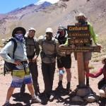 Mt Aconcagua – pics