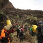 Mt Kilimanjaro – day 4