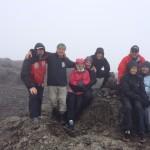 Kilimanjaro – Karanga camp