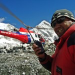 Sean Wisedale – Mt Everest Expedition 2015 – high altitude rescue