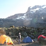 Mt Kilimanjaro – Baranco camp