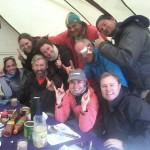 Mt Kilimanjaro – Barafu hut