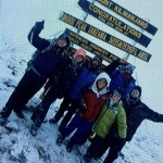 Kilimanjaro – summit pic