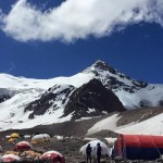 Mt Aconcagua – rest day