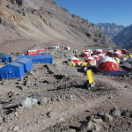 Mt Aconcagua – Base Camp