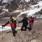 Mt Aconcagua – Camp Nido (5500m)