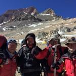 Mt Aconcagua – Summit – 6962m