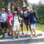 Kilimanjaro – Umbwe caves
