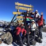 Kilimanjaro – summit!