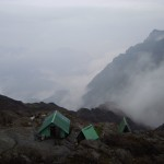Rwenzoris – Elena Hut (4430m)