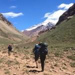 Mt Aconcagua – Plaza da Mulas – 4200m