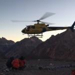 Mt Aconcagua – Nido (5500m)