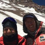 Mt Aconcagua – going higher
