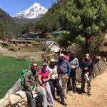 Island Peak – Namche Bazaar (3445m)