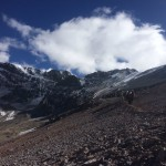 Aconcagua 2018 – moving up…